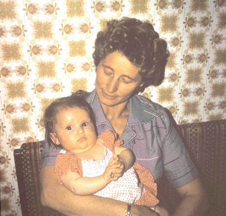 Sonnenschein1 mit Ampflwanger Oma