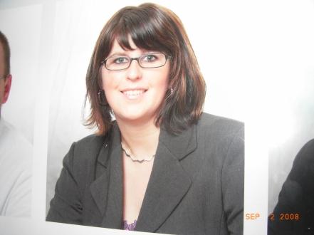 Unsere Restaurantleiterin Daniela