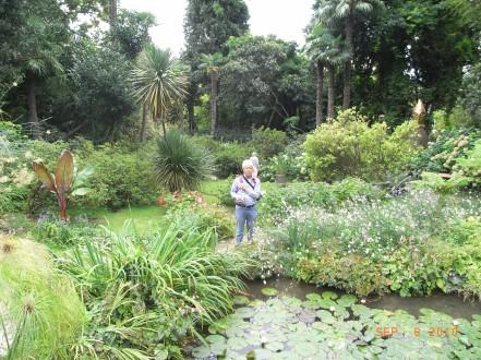 Andre Hellers 'garden'